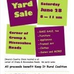 KIRC yard sale 2